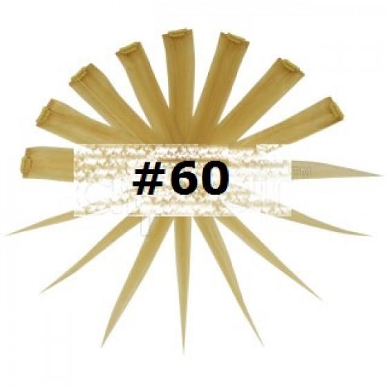 Remy Human Hair Highlights blond 60#