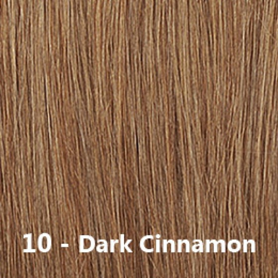 Flip-In Hair Lite 10 Dark Cinnamon