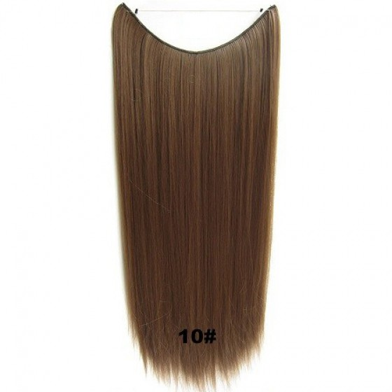 Wire hair straight 10#