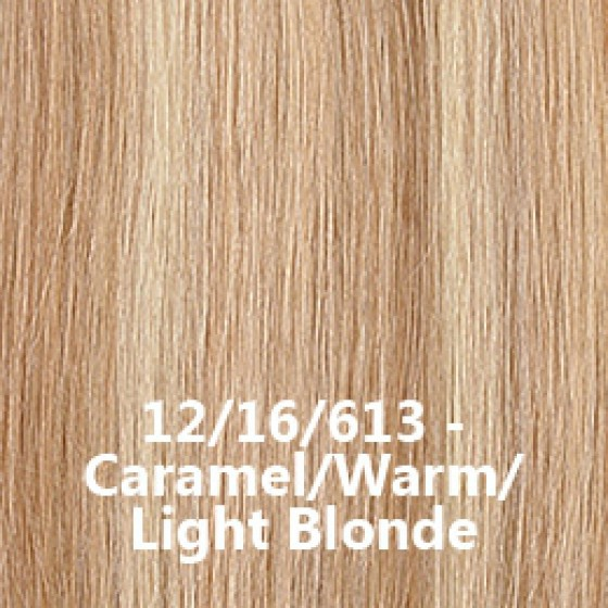 Flip-In Hair Lite 12/16/613 Caramel / Warm / Light Blonde
