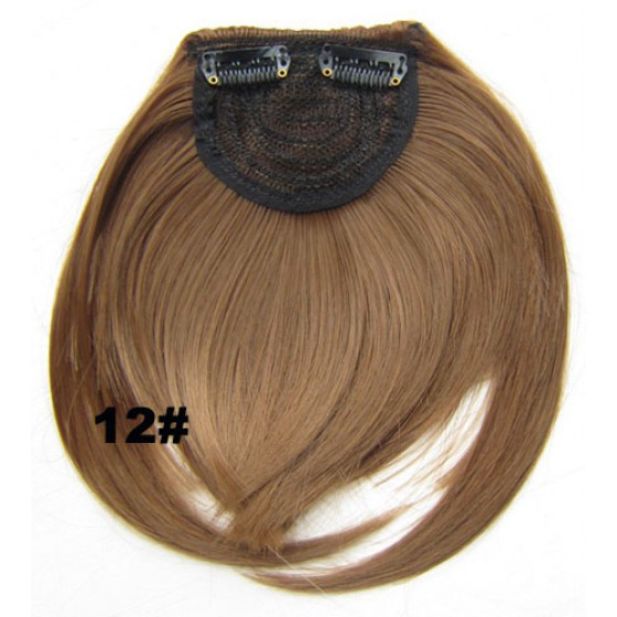 Pony hairextension clip in bruin - 12#