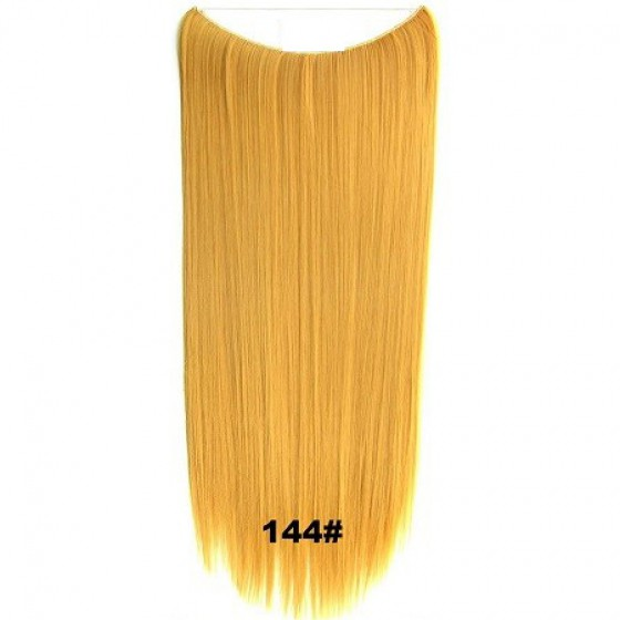 Wire hair straight 144#