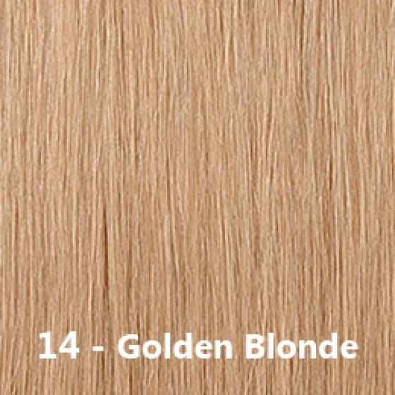 Flip-In Hair Lite 14 Golden Blonde