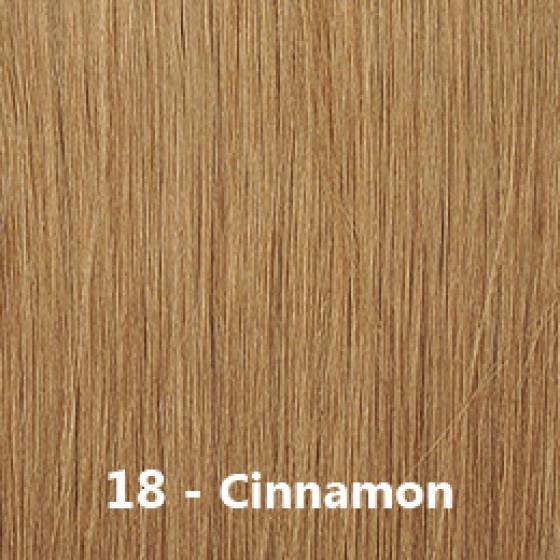 Flip-In Hair Lite 18 Cinnamon