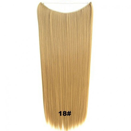 Wire hair straight 18#