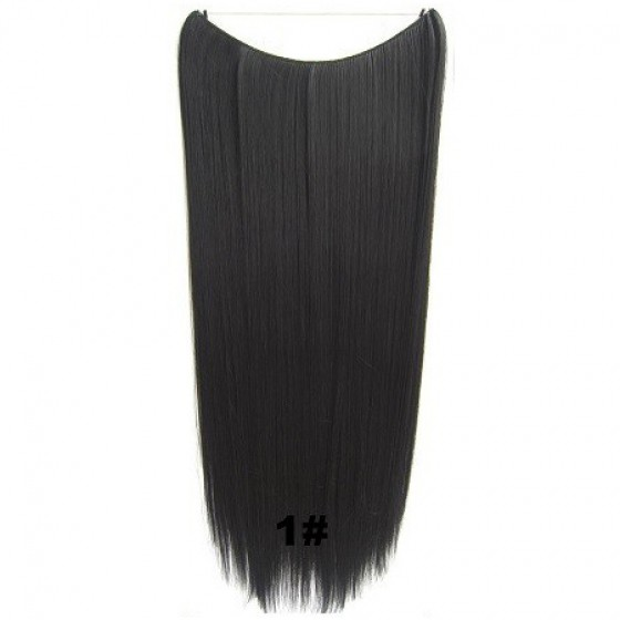 Wire hair straight 1#