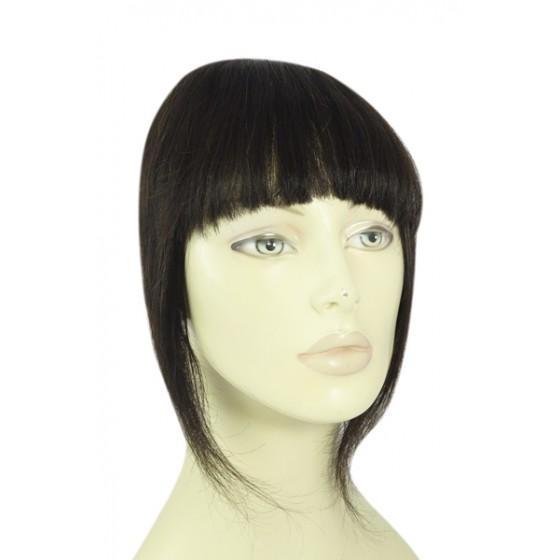 Remy Human Hair Clip-in Pony zwart - 1B#