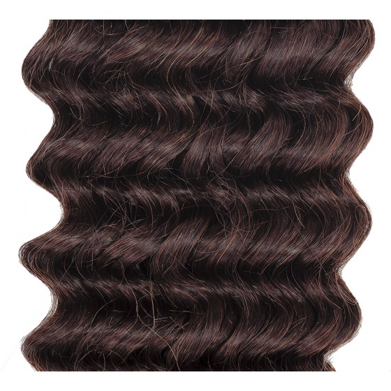 Clip-in Curly Dark Brown #2