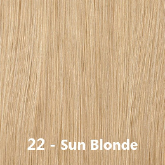 Flip-In Hair Lite 22 Sun Blonde