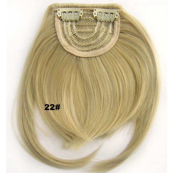 Pony hairextension clip in blond - 22#