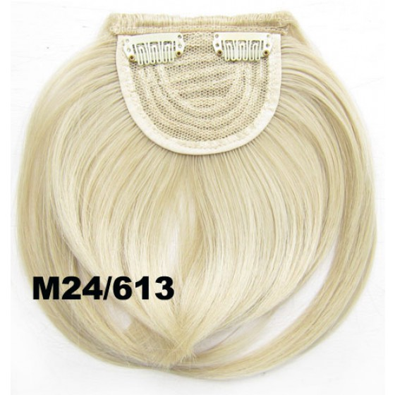 Pony hairextension clip in blond - M24/613#