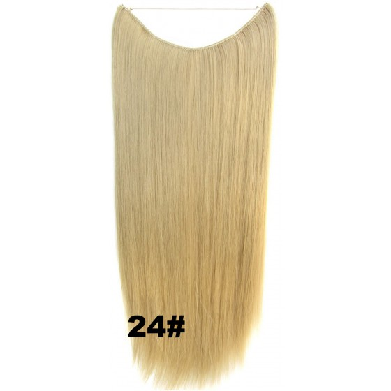 Wire hair straight 24#
