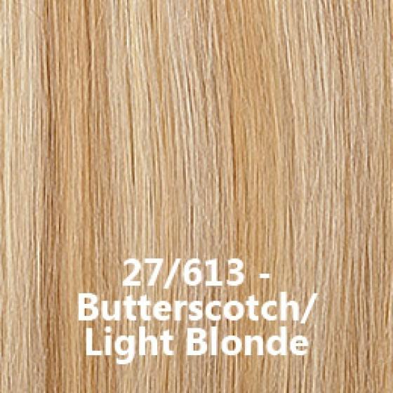 Flip-In Hair Lite 27/613 Butterscotch / Light Blonde