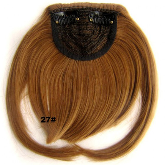 Pony hairextension clip in blond - 27#
