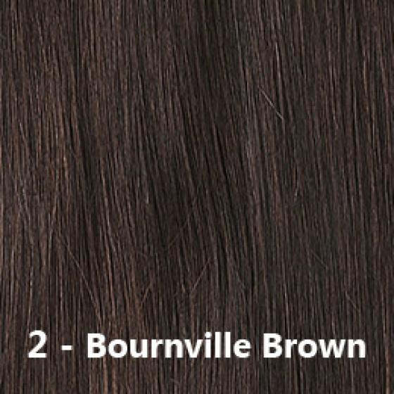 Flip-In Hair Lite 2 Bournville Brown