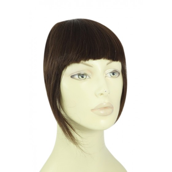 Remy Human Hair Clip-in Pony bruin - 2#