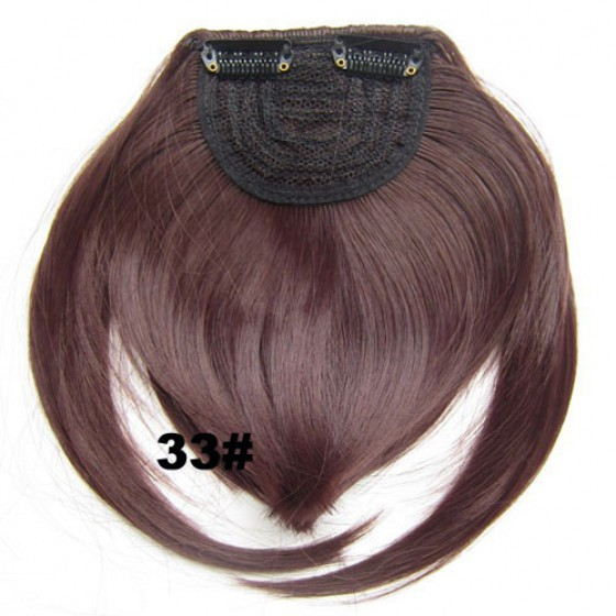 Pony hairextension clip in blond - 33#