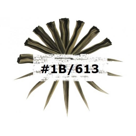 37. Highlights Natural Black / Blonde Mix #1B/613