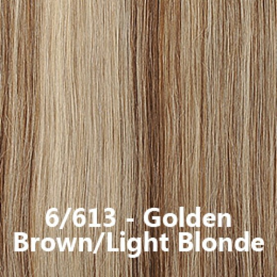 Flip-In Hair Lite 6/613 Golden Brown / Light Blonde