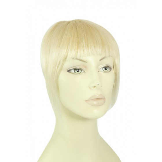 Remy Human Hair Clip-in Pony blond - 60#