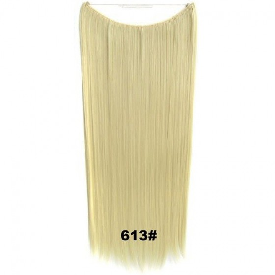 Wire hair straight 613#