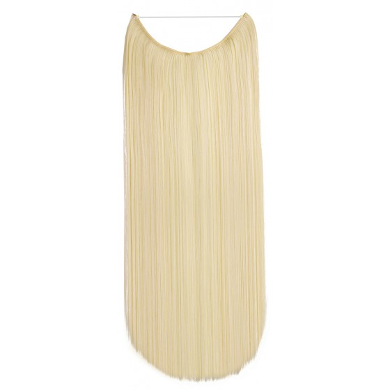 Wire hair straight 613D#