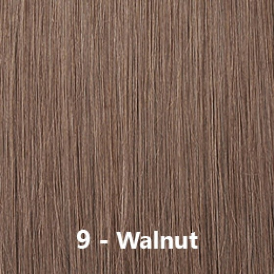 Flip-In Hair Lite 9 Walnut