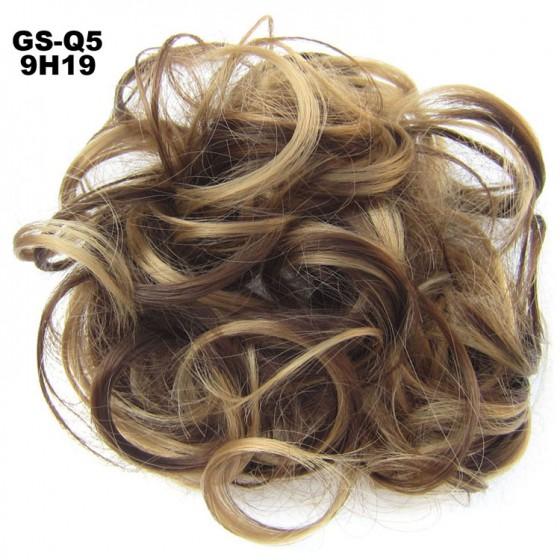 Haar Wrap bruin/blond 9H19#