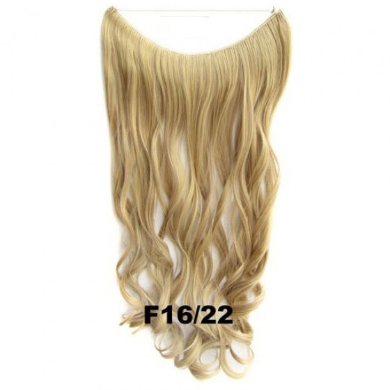 Brazilian Wavy Wire Hair F16/22