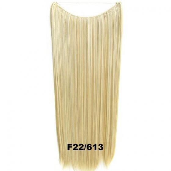 Wire hair straight F22/613