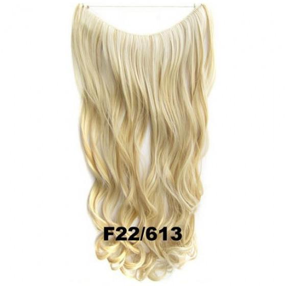 Wire hair wavy F22/613