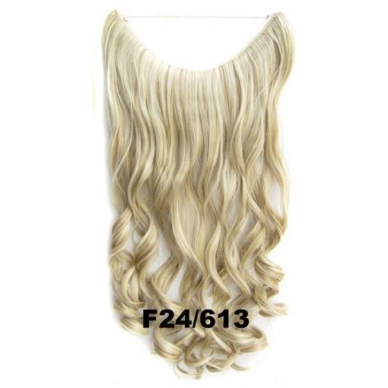 Brazilian Wavy Wire Hair F24/613
