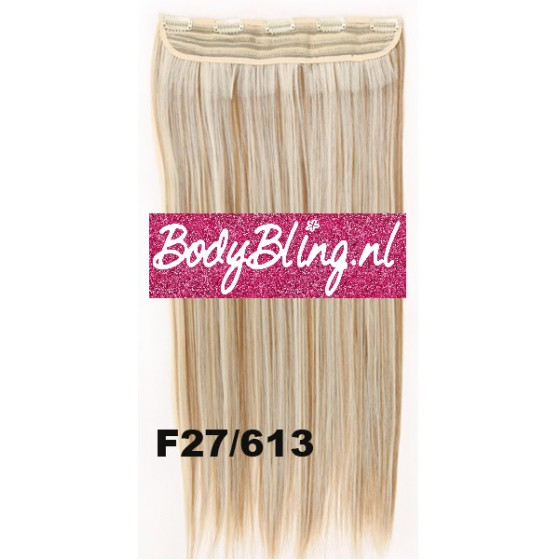 Clip in 1 baan straight F27/613