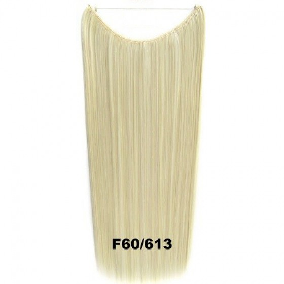 Wire hair straight F60/613