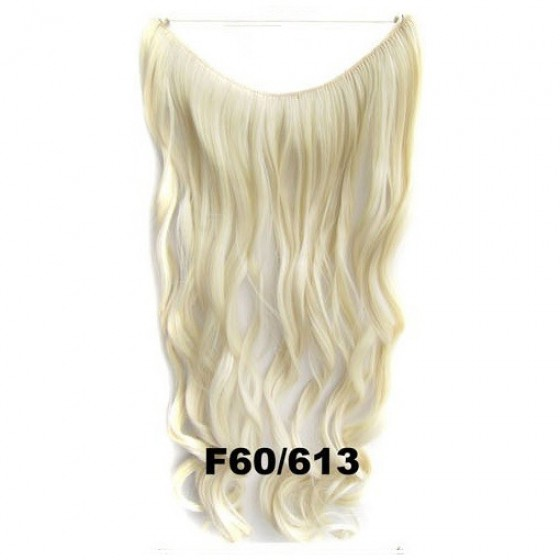Wire hair wavy F60/613