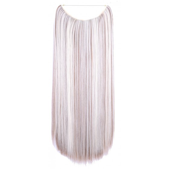 Wire hair straight F6A/613