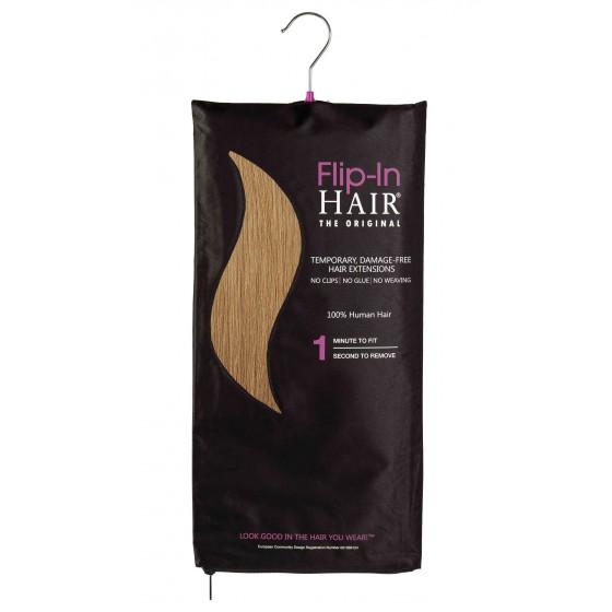Flip-In Hair 18 Cinnamon