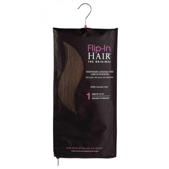 Flip-In Hair 4 Rich Brown