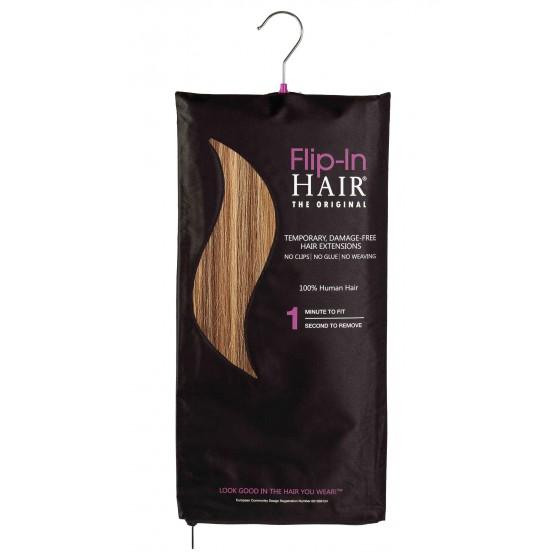 Flip-In Hair 6/27 Golden Brown/Butterscotch