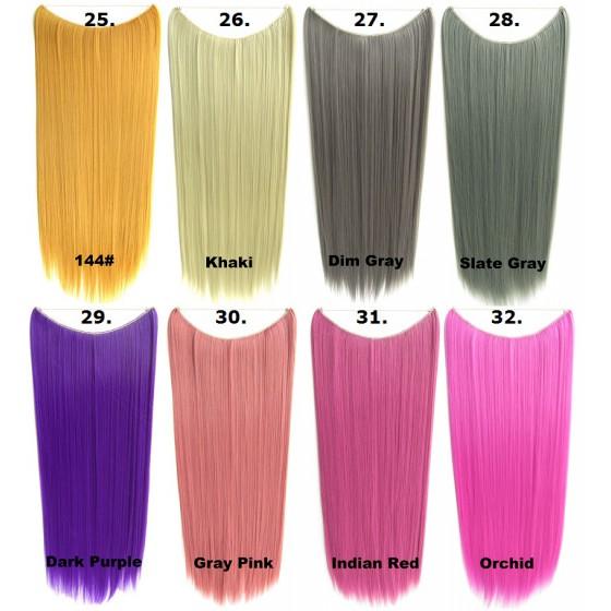 8. Brazilian Wire Hair Straight