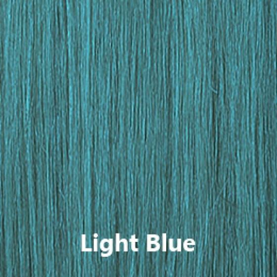 Flip-In Hair Lite Light Blue