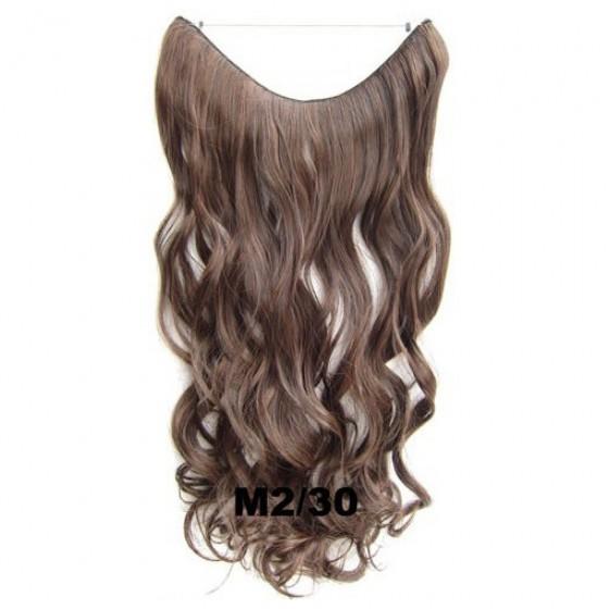 Wire hair wavy M2/30