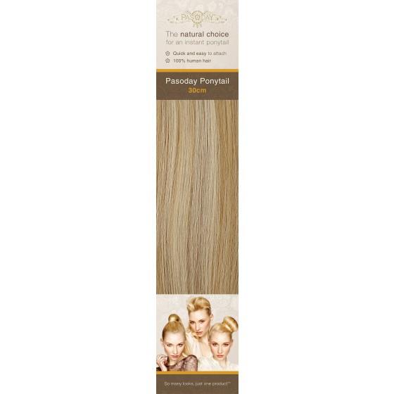 Flip-In Hair Pasoday Ponytail - 18/613 Cinnamon/Light Blonde