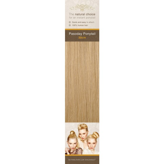 Flip-In Hair Pasoday Ponytail - 20 Honey Blonde