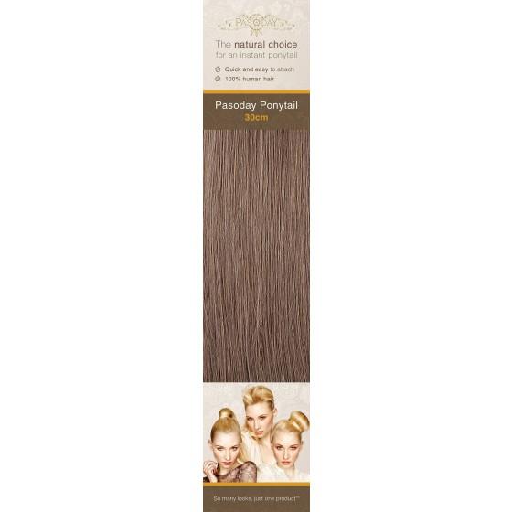 Flip-In Hair Pasoday Ponytail - 9 Walnut
