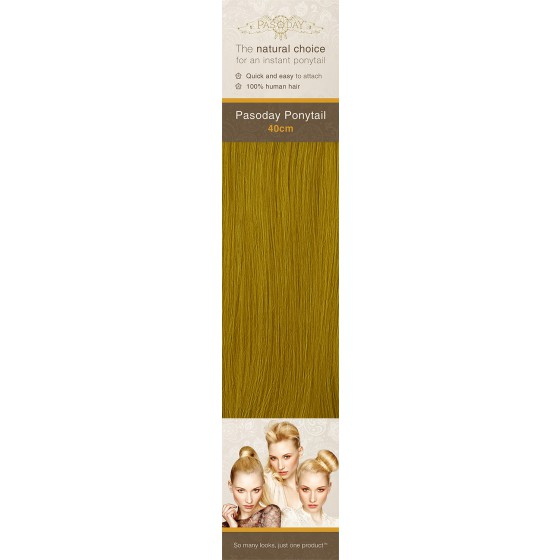 Flip-In Hair Pasoday Ponytail - Yellow