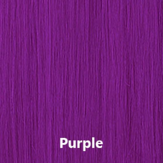 Flip-In Hair Lite Purple