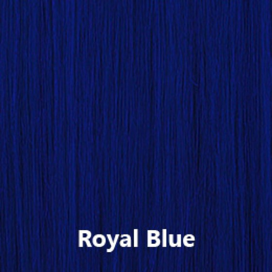 Flip-In Hair Lite Royal Blue