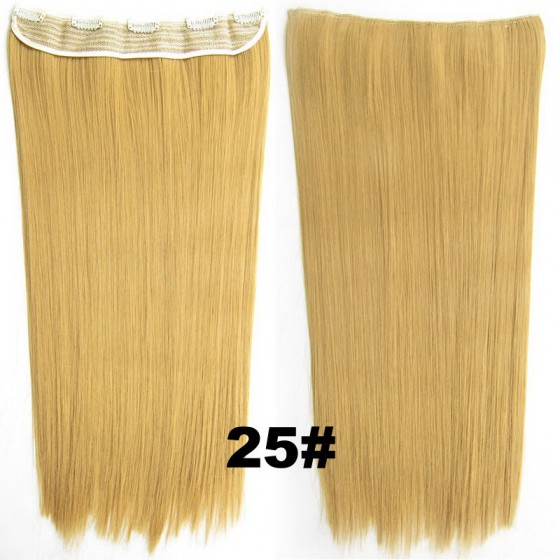 hair extension goud blond