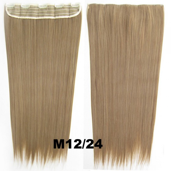 Clip in 1 baan straight M12/24